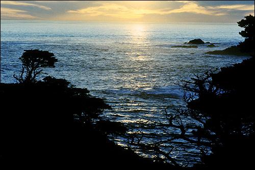 Закат на воде. Фото, фотография природа