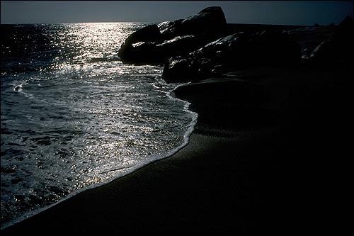 Берег океана. Фото, фотография